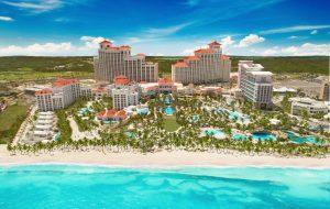 Rosewood Baha Mar Resort in The Bahamas